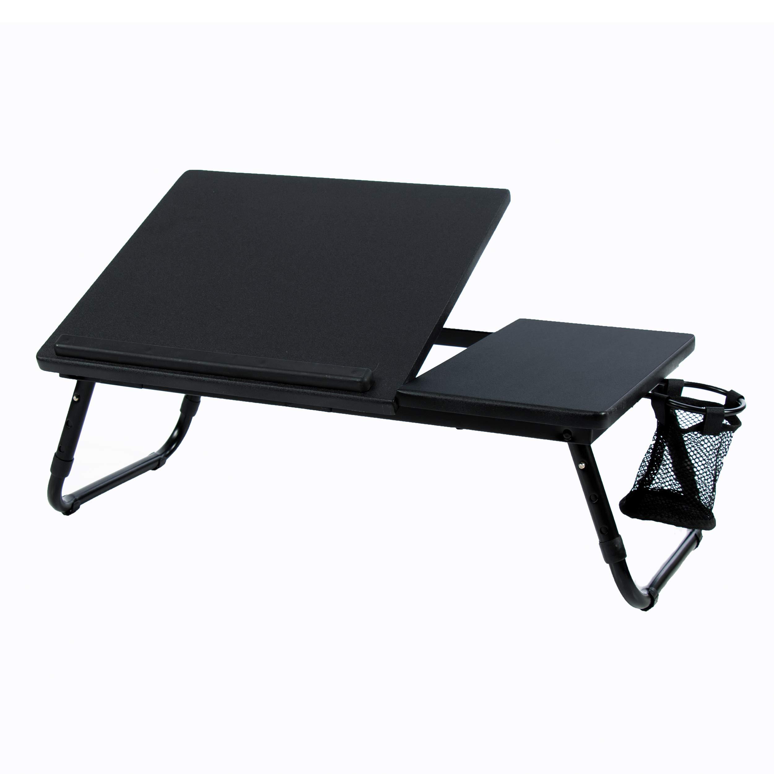 Atlantic 33908076 Lap Desk Laptop Stand, Black
