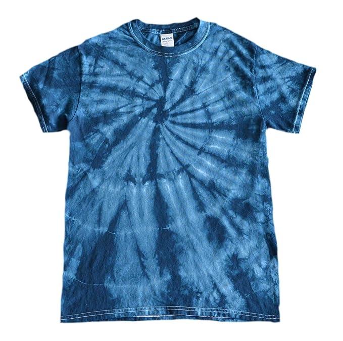 61e737e31bf931 Amazon.com  JANT girl Navy Tie Dye T-Shirt  Clothing