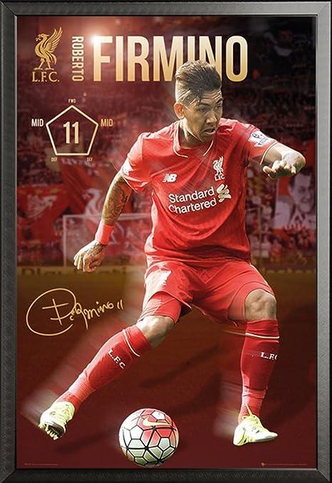 Fussball Liverpool Fc Roberto Firmino 15 16 Sport Fussball