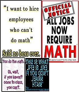 Poster #S3 Motivating Math Posters Reverse Negative Attitudes About Math