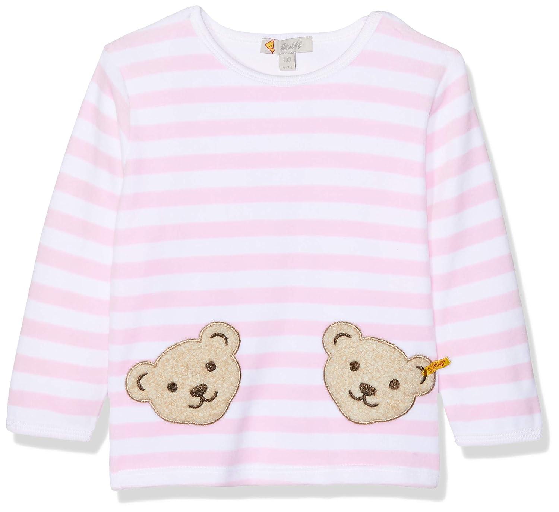 Steiff Unisex Baby 0002891 1//1 Sleeves Striped Sweatshirt