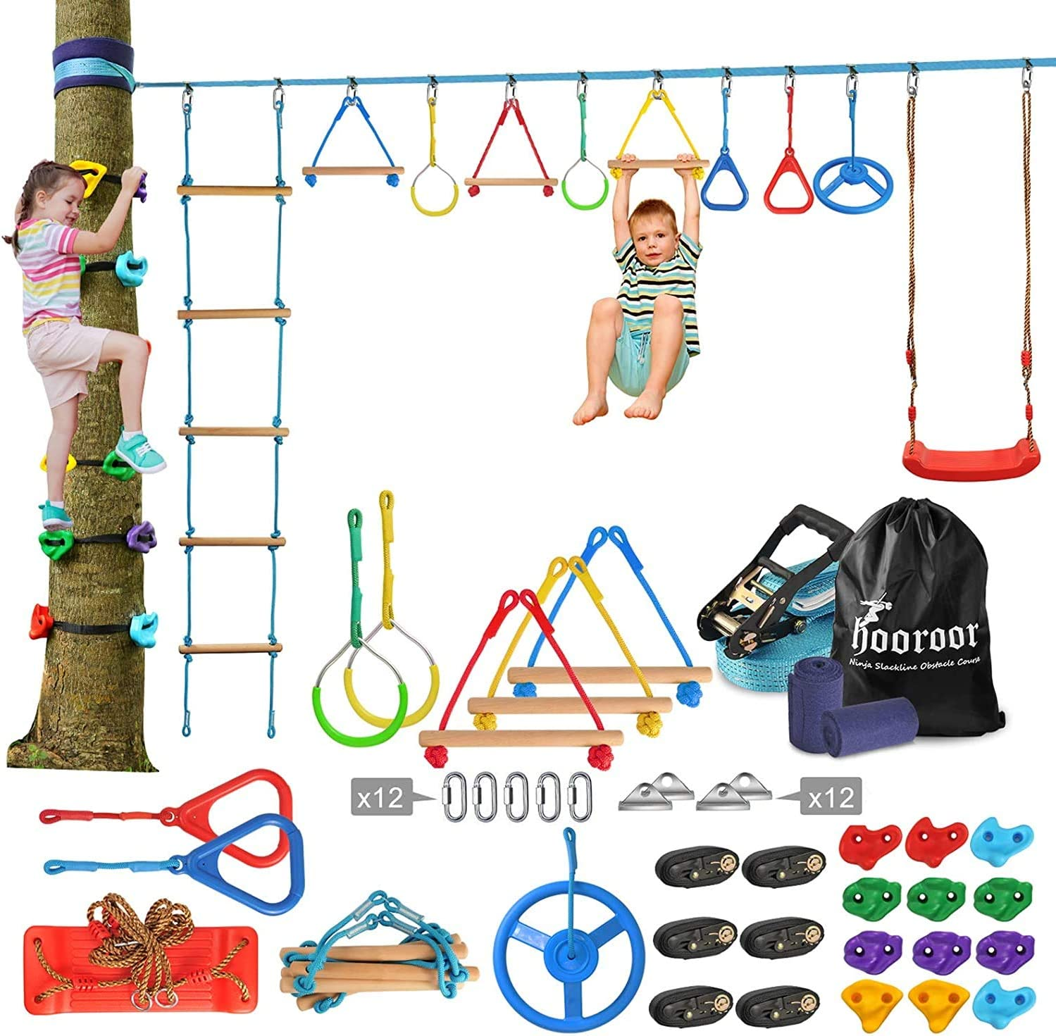 Active Kids Gifts Obstacle Course