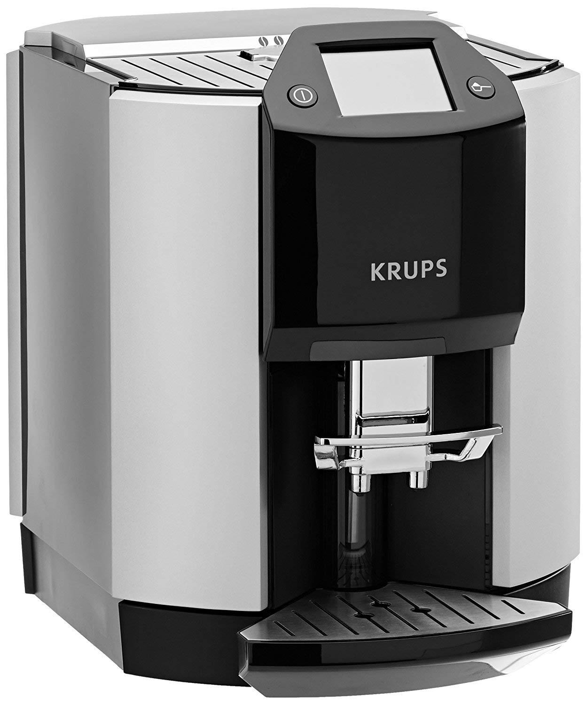 Krups EA9000 One Touch - Cafetera de espresso con brazo batidor de ...