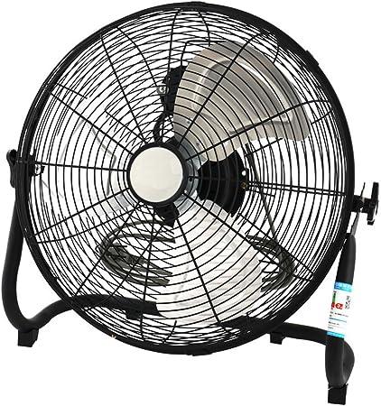 GWDJ Ventilador eléctrico Práctico Ventilador de alta potencia de ...