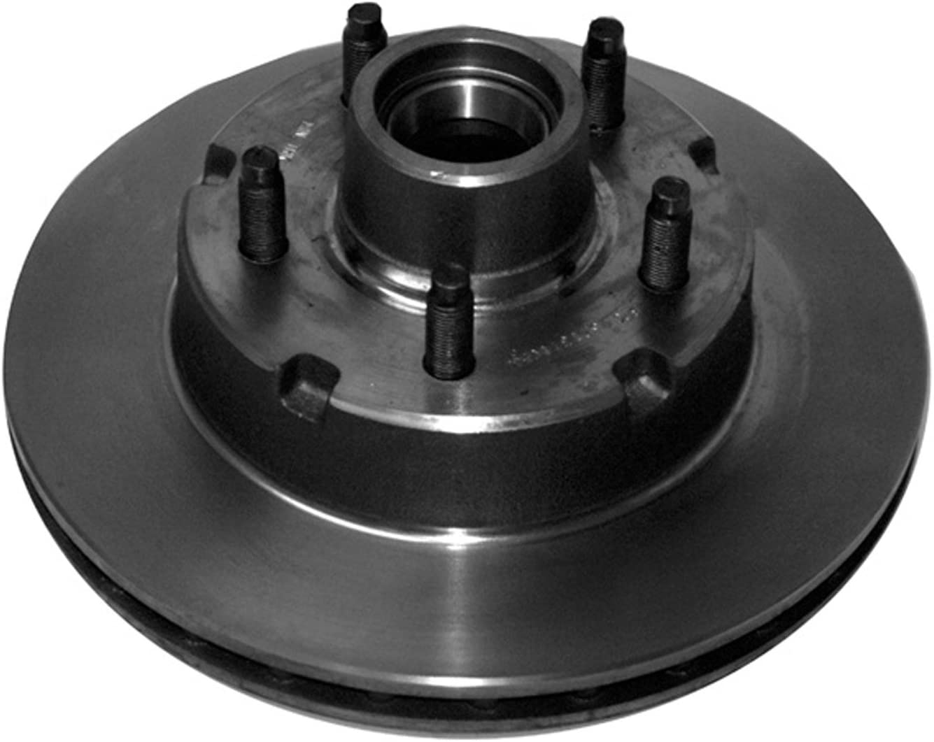 ACDelco 18A322 Professional Front Disc Brake Rotor and Hub Assembly