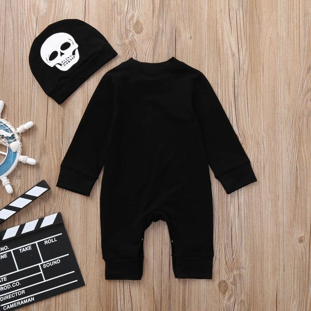 Goddessvan Newborn Infant Baby Girl Boy Cute Fox Print Warm Romper Jumpsuit Clothes