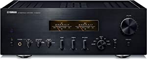 Yamaha Audio A-S2200BL Integrated Amplifier (Black)
