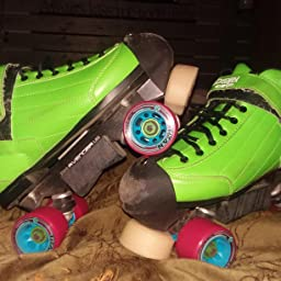 Amazon Com Antik Skates Gumball Superball Toe Stops All Natural Rubber Roller Skate Toe Stoppers Sports Outdoors