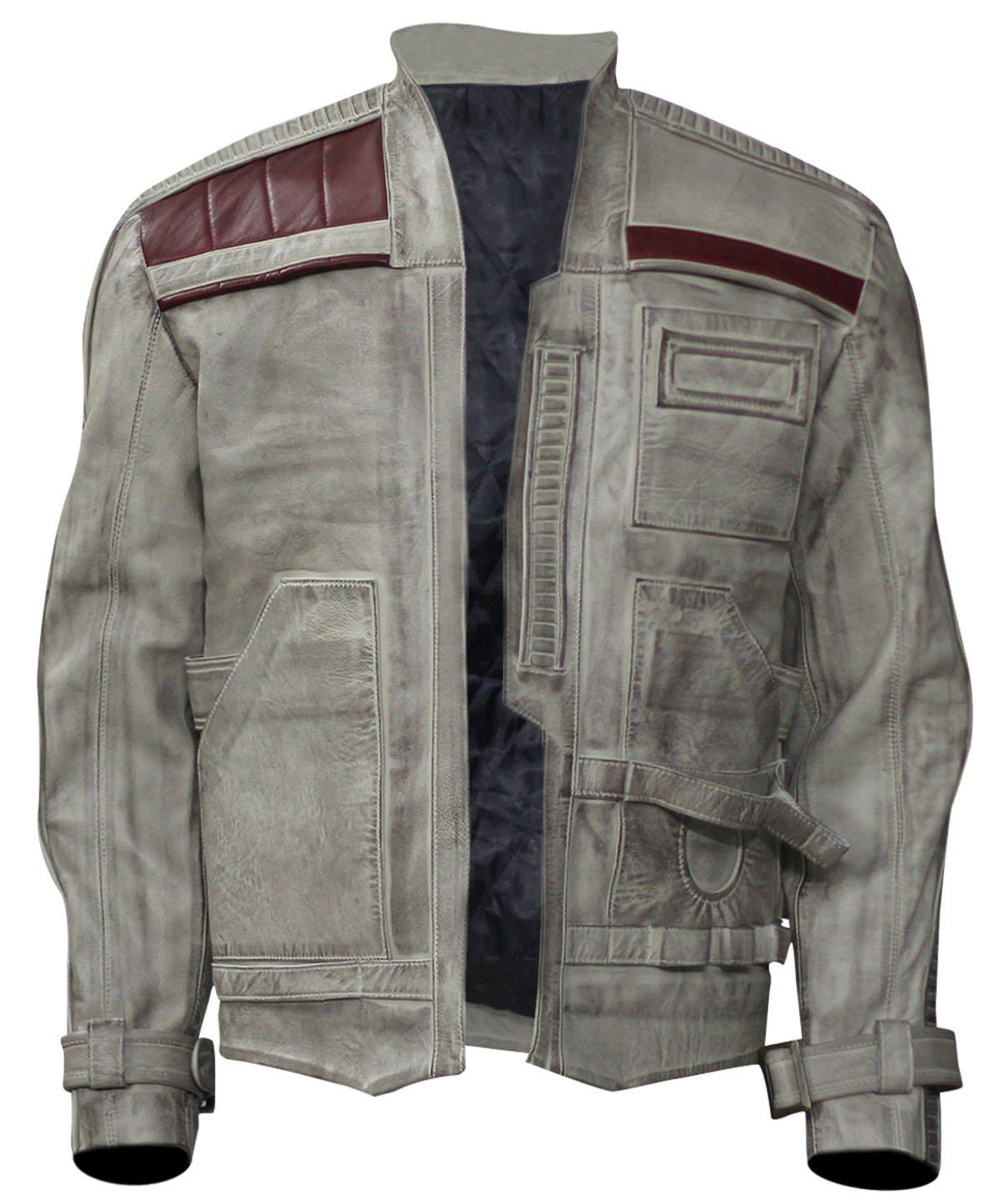 Fine Star Wars The Force Awakens Finn/Poe Dameron Jacket