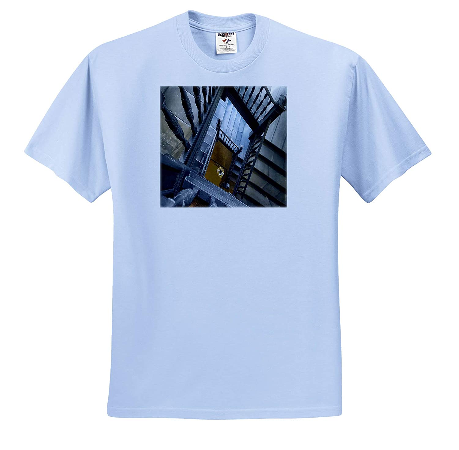 3dRose Roni Chastain Photography Looking Down T-Shirts