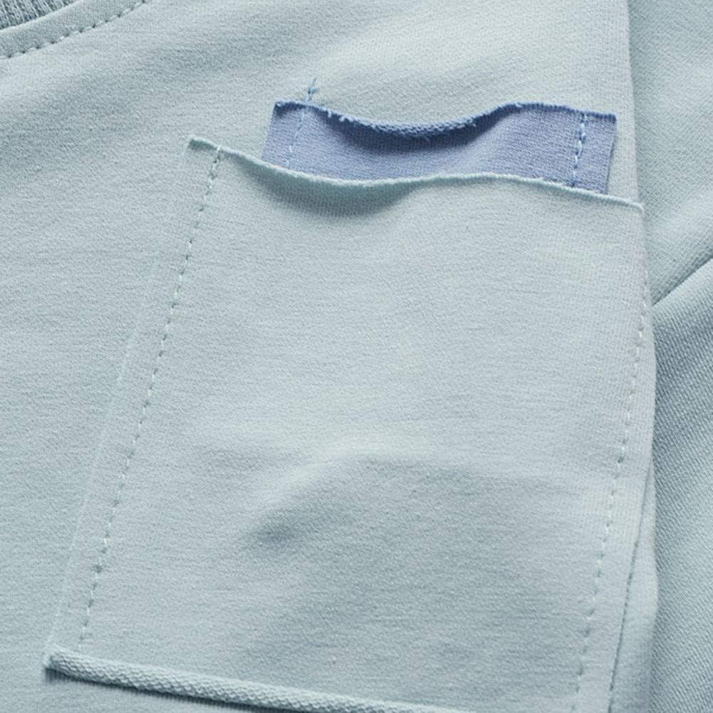 EFINNY Neugeborenes Baby Herbst Fr/ühling Kleidung Set Langarm Sweatshirt Hosen Mode Patchwork Outfits f/ür 0-3Y