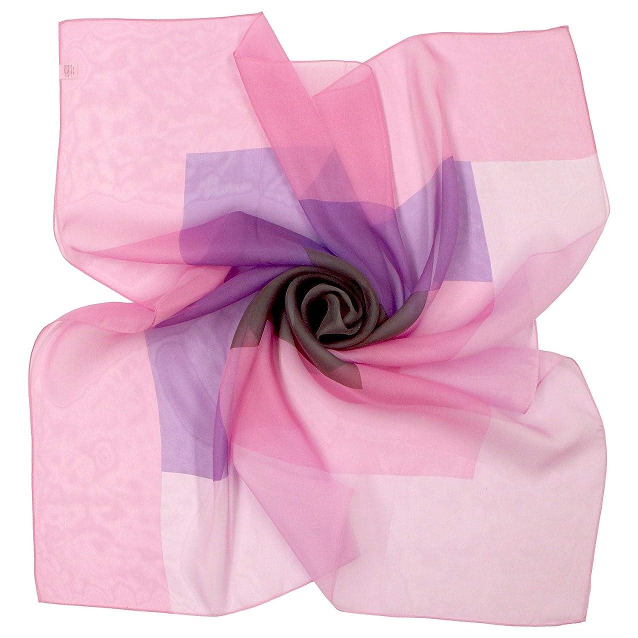 ポーン内側宙返りDhana Style アフガンストール アラブストール チェック柄マフラー スカーフ (ブラック&ホワイト)