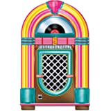 Jukebox Cutout Party Accessory (1 count)