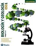 Código Bruño Biología y Geología 1 ESO - 3 volúmenes - 9788469608814