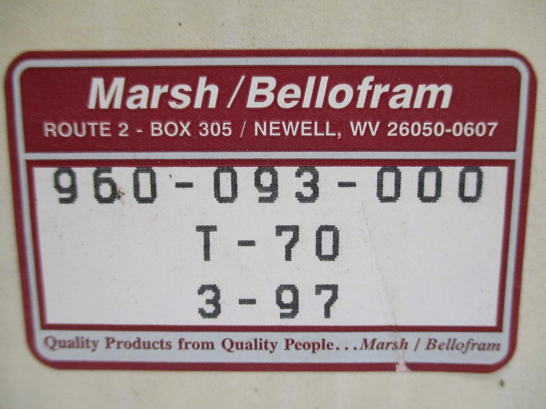 Marsh//BELLOFRAM 960-093-000 2-150PSIG NSMP