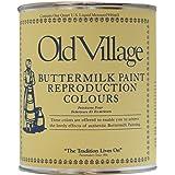 オールドビレッジ バターミルクペイント-SHADING WHITE 946ML 1301
