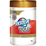 Resolve, Gold Oxi-Action, Ultimate Laundry Stain Remover, In-Wash Powder, Whites, 625 g