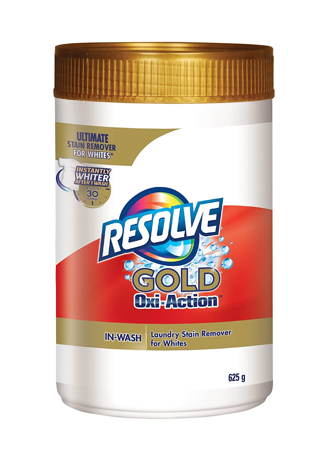 Resolve Gold Oxi Action Ultimate Laundry Stain Remover In Wash Avan Av 801 Headset Headphone Powder Whites 625 G Health Personal Care