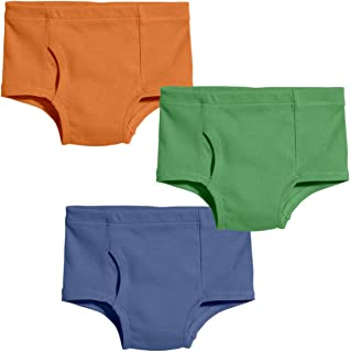 product image for City Threads Boys' 100% Certified Organic Cotton Briefs Underwear Made in USA