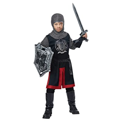 California Costume Collection - Dragon Knight Child's Costume: Toys & Games