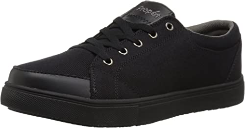 Aris Skate Shoe, Black, 6.5 Wide