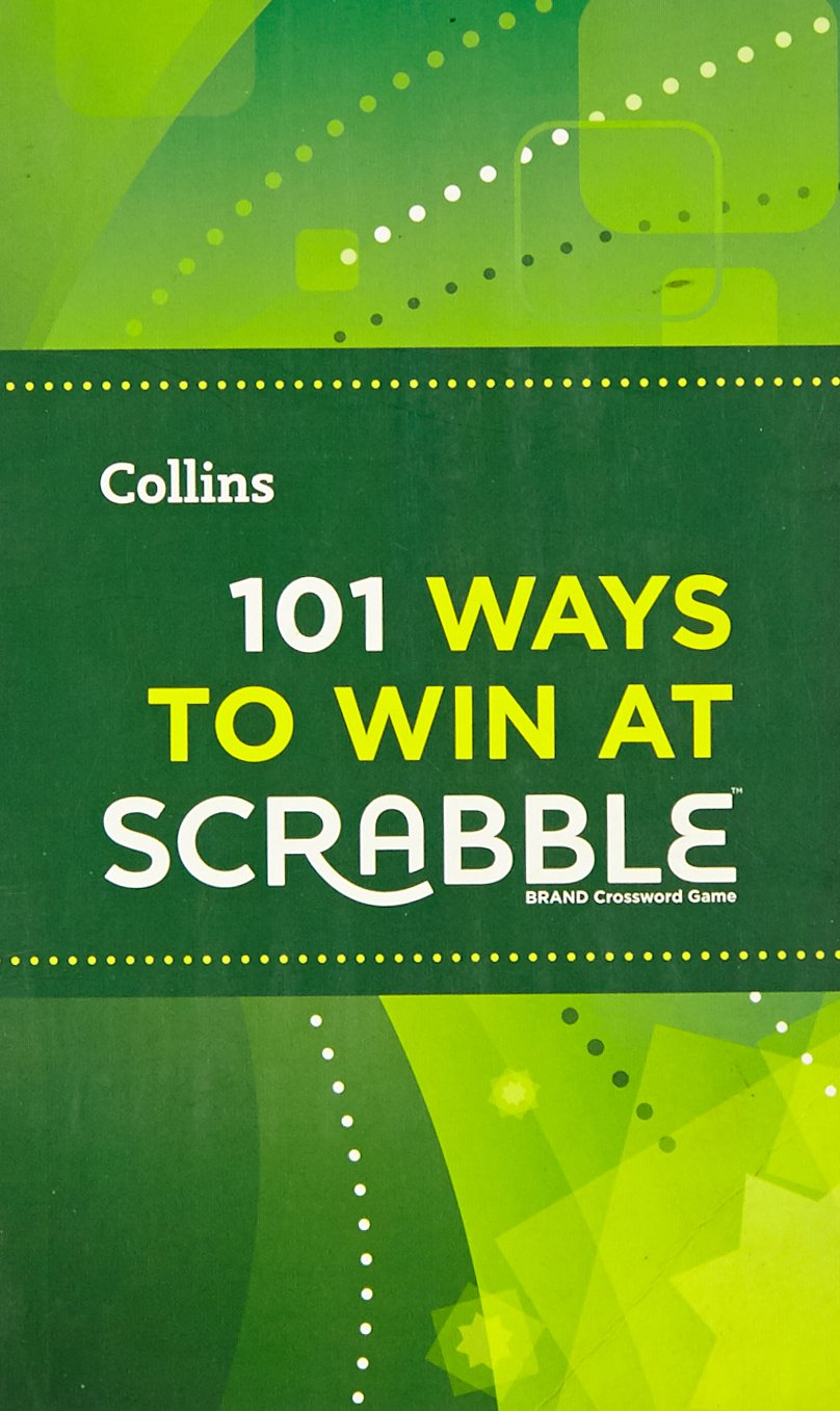 Buy Collins Little Book of 101 Ways to Win at Scrabble Book Online at Low  Prices in India | Collins Little Book of 101 Ways to Win at Scrabble  Reviews ...
