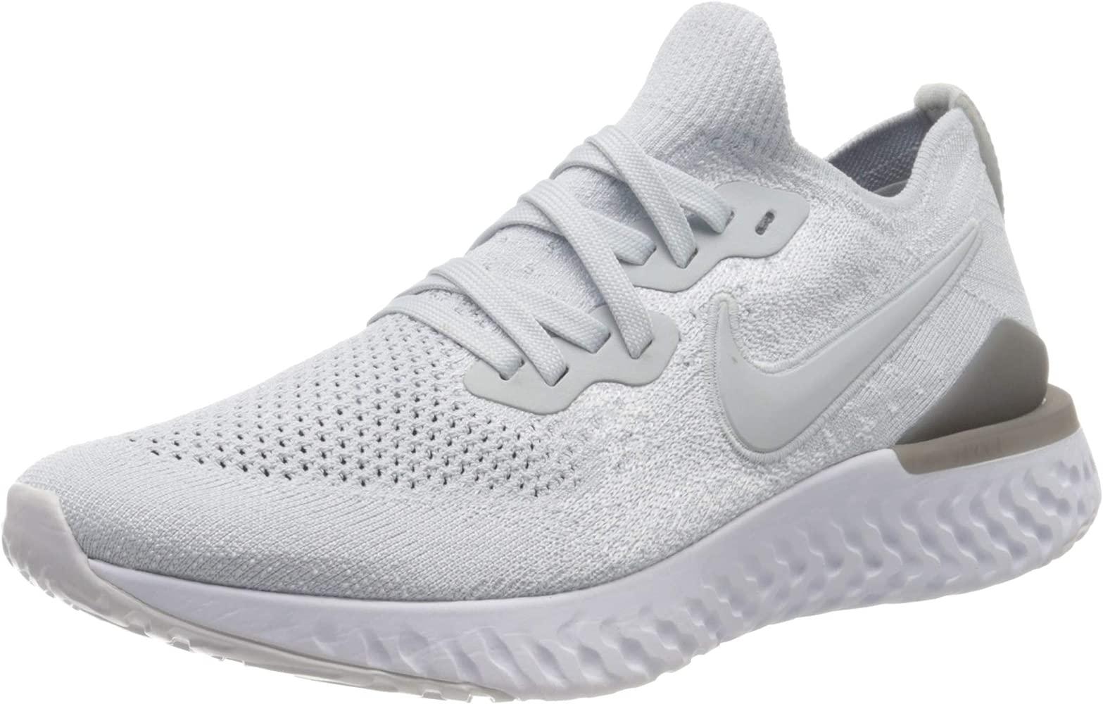 Nike W Epic React Flyknit 2, Zapatillas de Running para