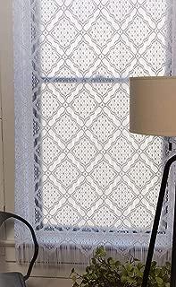 product image for HERITAGE LACE Diamond Fringe 48X63 Panel