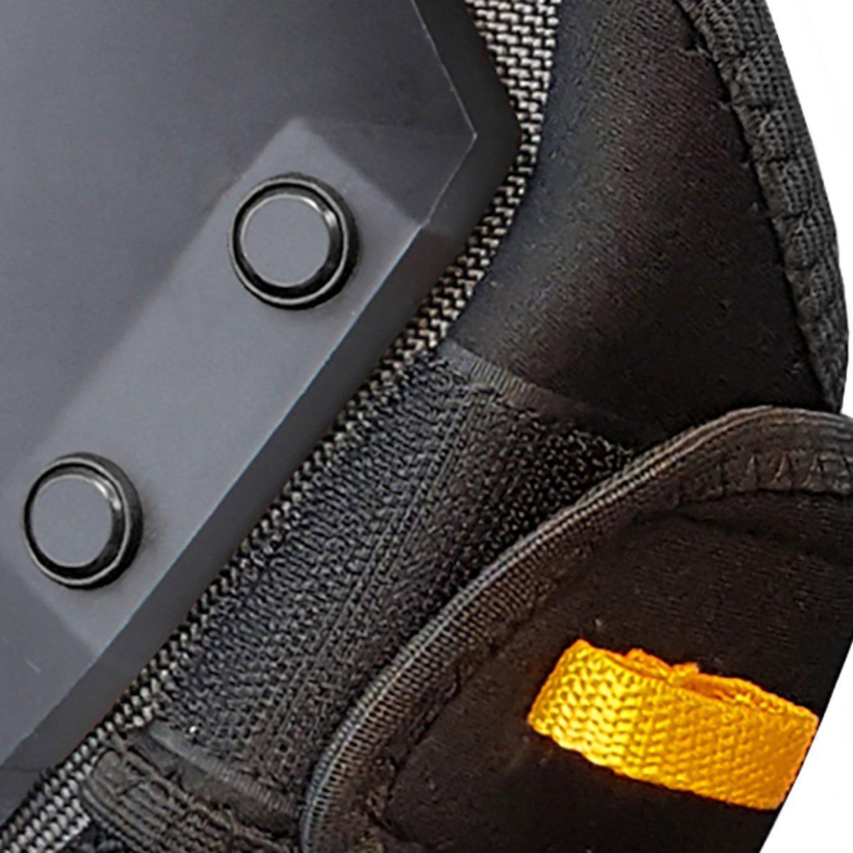 ToughBuilt FoamFit Rocker Professional Knee Pads - Ergonomic Support