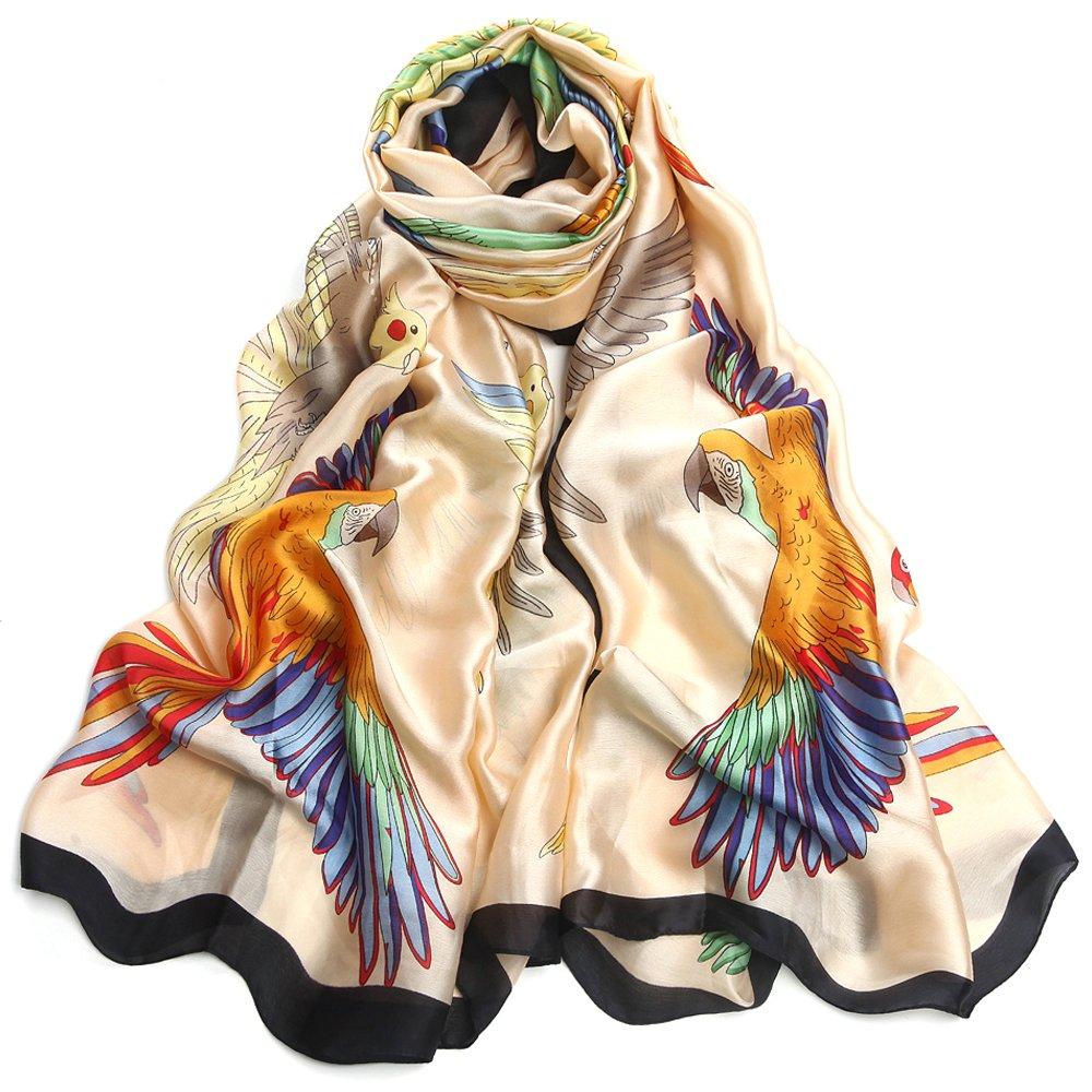 Corciova 35/Smooth Funda cuello cabeza bufanda cabeza envolver Wrap pelo en noche en verano