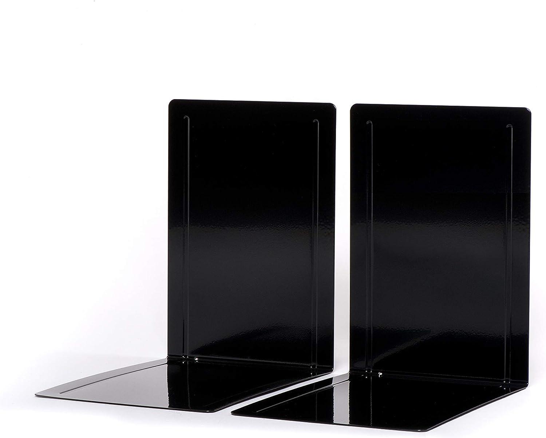 1 Paar wei/ß 130 x 240 x 140 mm Alco-Albert 4303-10 Buchst/ützen aus Metall