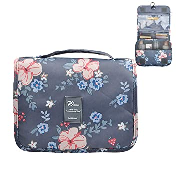 Amazon.com: Neceser para colgar cosméticos, bolsa de viaje ...