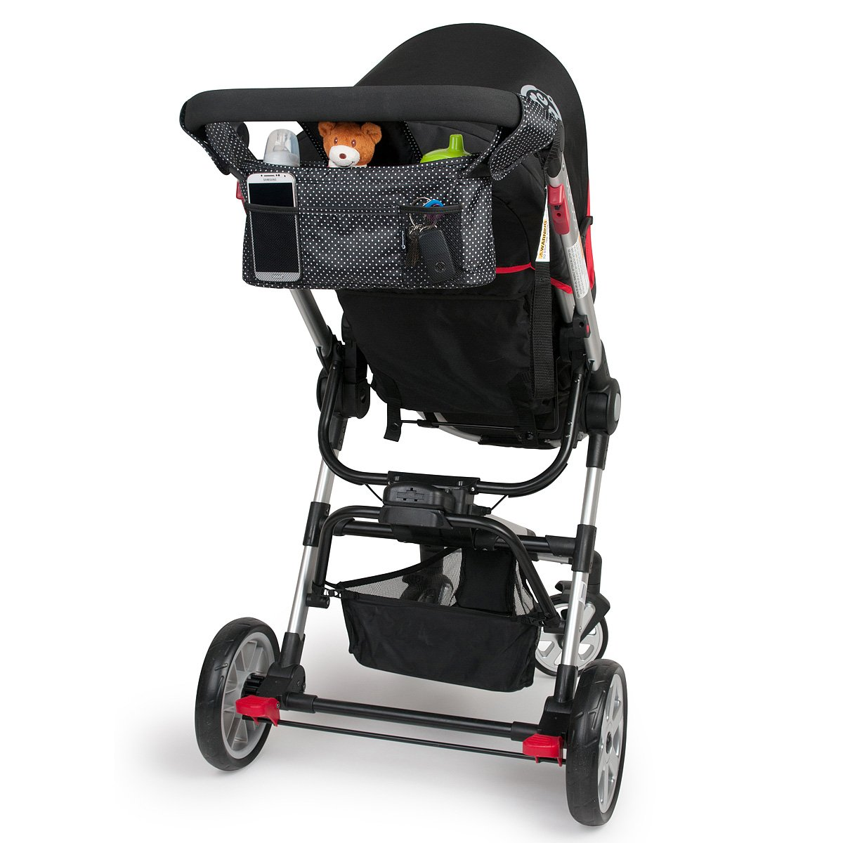 Amazon.com : Stroller Organizer for Stylish Moms - Deluxe ...