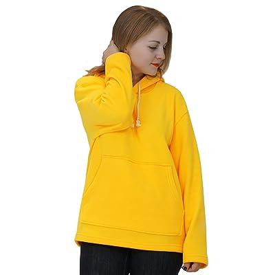 RAM KING Men's Warm Polar Fleece Plus Size Jacket