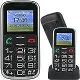 Mobiho-Essentiel le CLASSIC STYLE - Mobile pour senior. Un son fort : conviendra à des utilisateurs commençant à avoir des problèmes auditifs mais pas à des utilisateur très déficients.