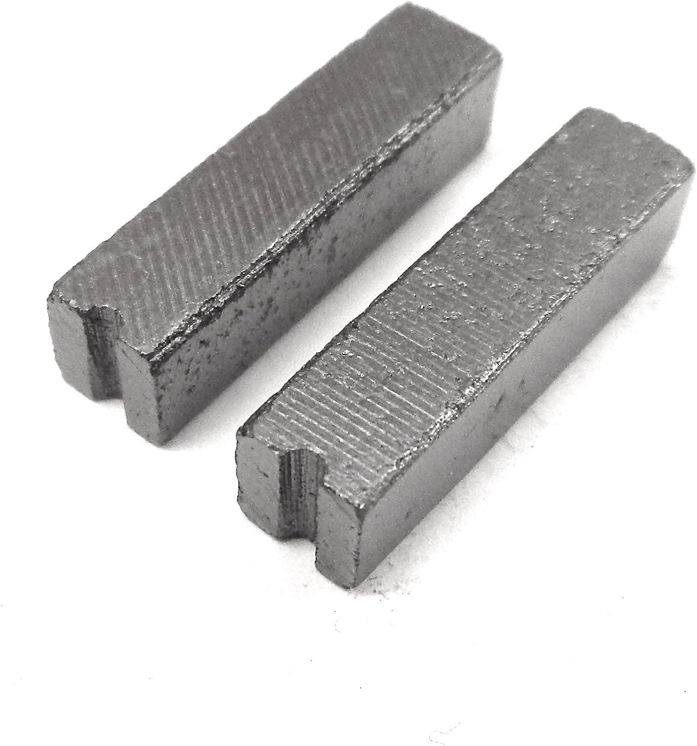 2/x Escobillas de carb/ón carb/ón motor para Pfaff M/áquina de coser 7550//7570//6250//1475