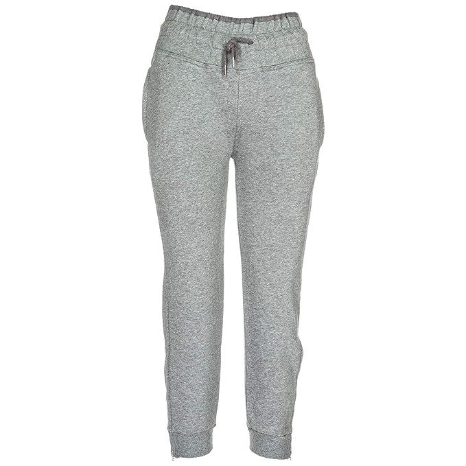 Adidas by Stella McCartney Pantaloni Tuta Donna Grigio S:  ...