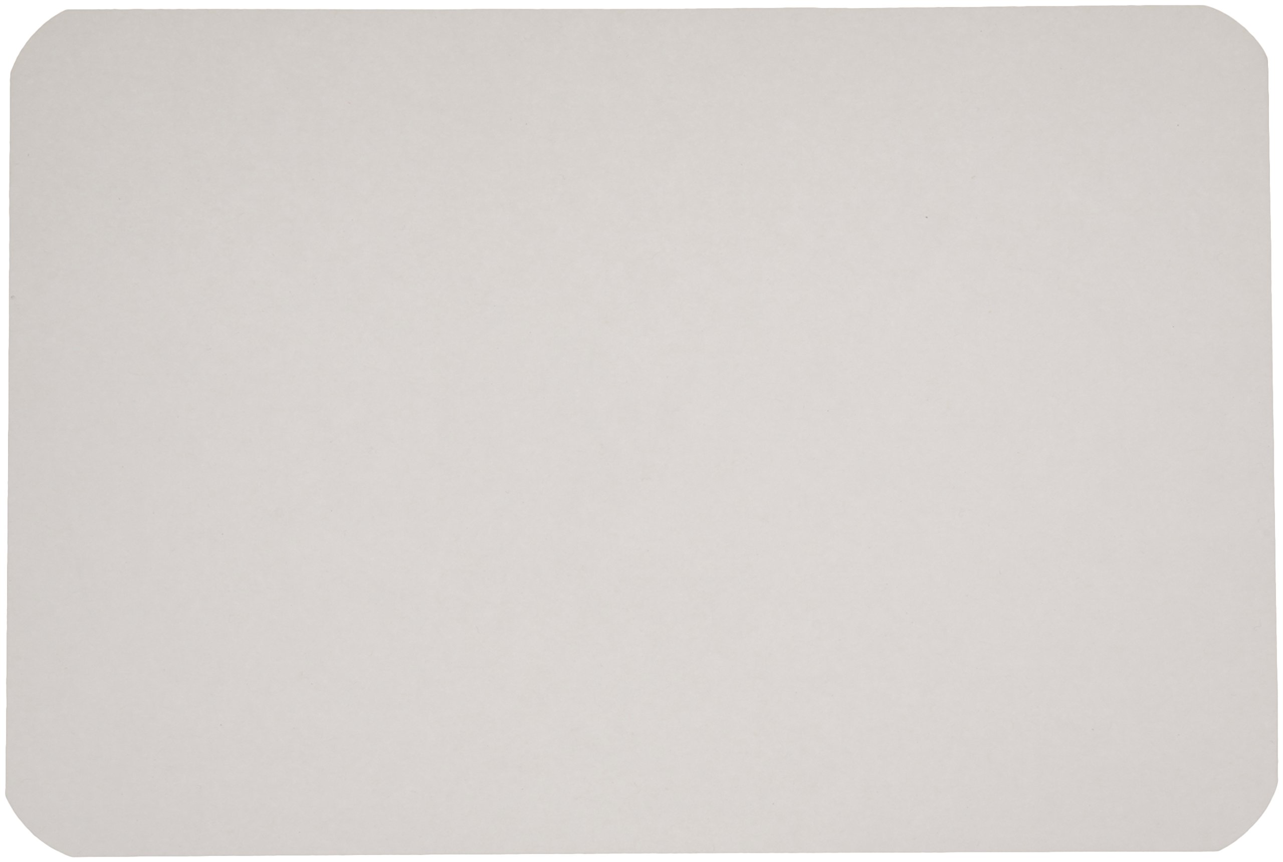Medicom 5595 Dental Tray Cover, Paper Stock, 9'' x 13-1/2'' Size, White (Pack of 1000)