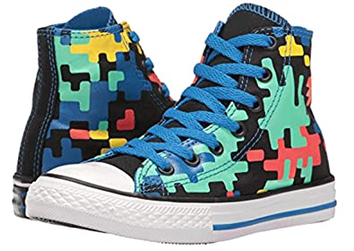 a262bdd1f6b7 Converse Chuck Taylor All Star Hi Gaming Sneakers (5.5 Big Kid M ...