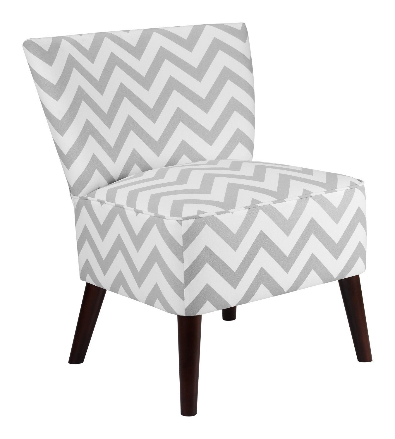 Amazon Dorel Living Chevron Accent Chair Kitchen & Dining