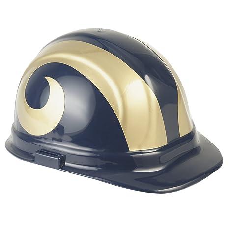 456c423f29f Amazon.com   NFL St. Louis Rams Hard Hat   Sports Related Hard Hats ...