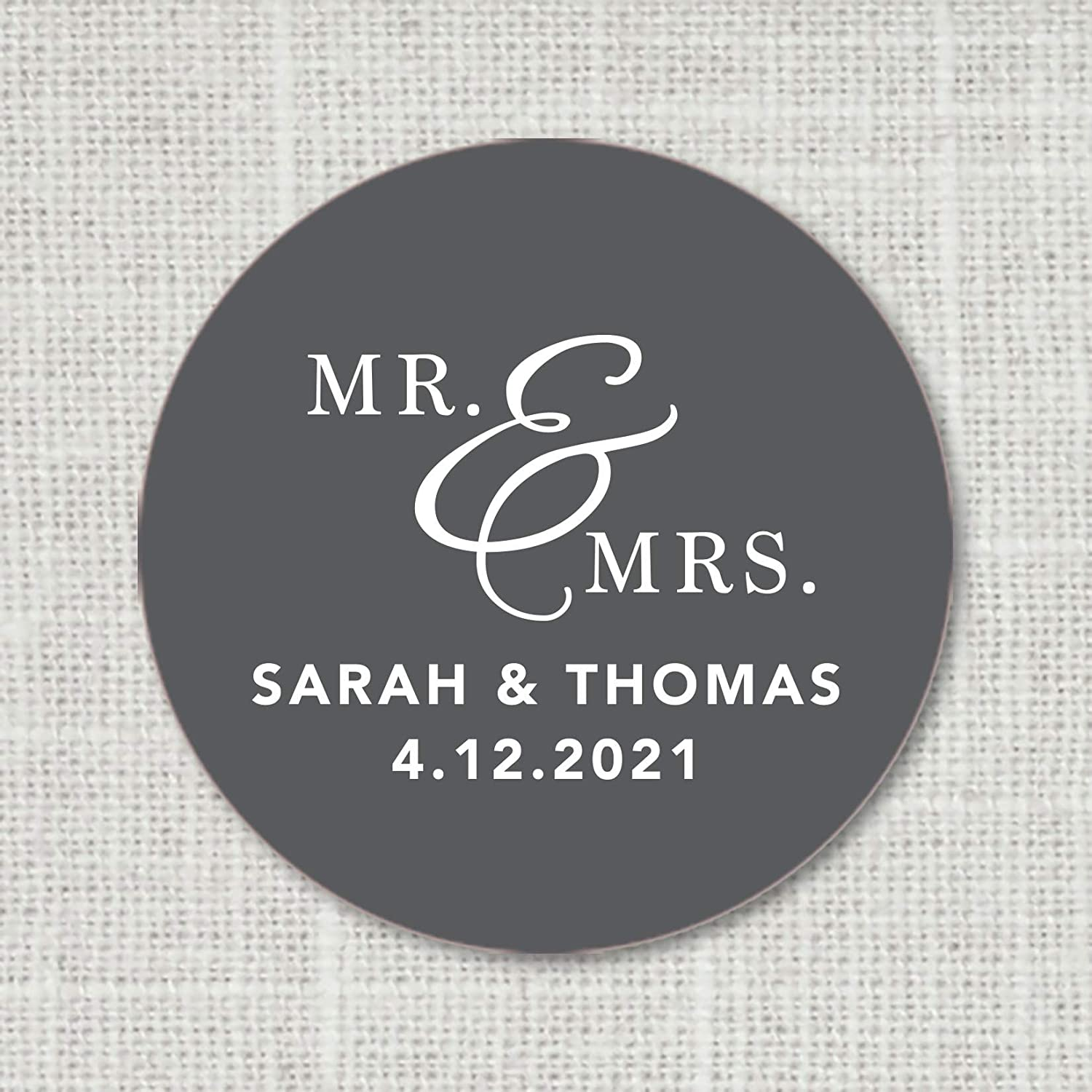 Wedding favor stickers Wedding stickers Wedding Envelope Seals Invitation Stickers Favor Labels F22:6 Mr And Mrs Stickers