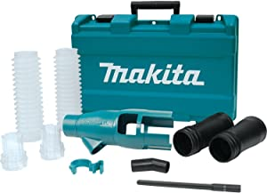Makita 196858-4 Dust Extraction Attachment, SDS-MAX, Drilling and Demolition