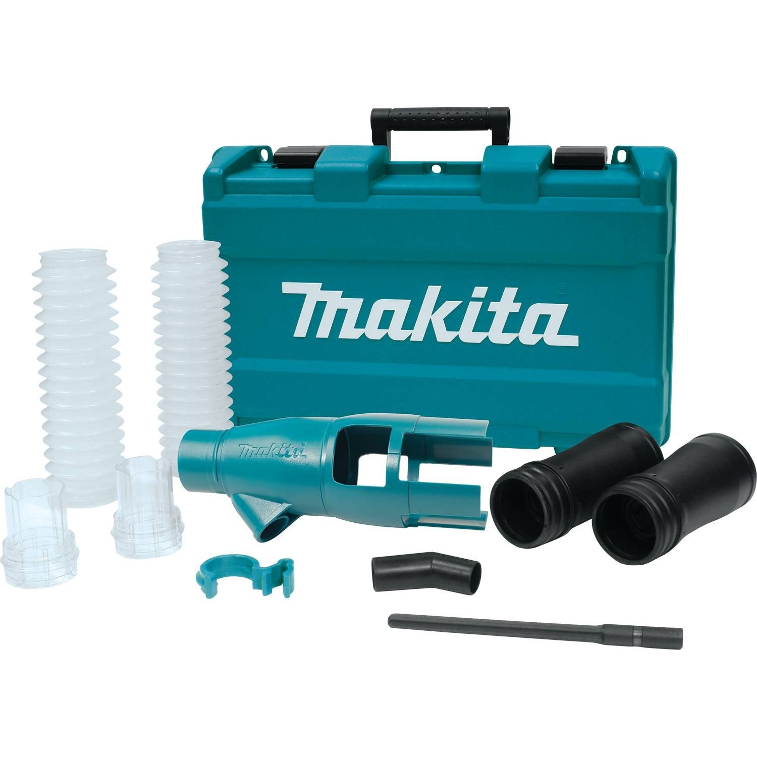 Makita 196858-4 Dust Extraction Attachment, SDS-MAX, Drilling and ...