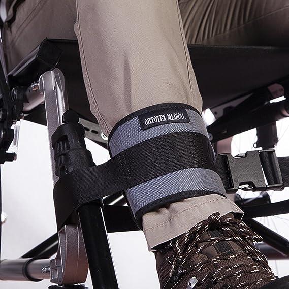 Mobiclinic, Arnés de tobillo para silla de ruedas: Amazon.es ...