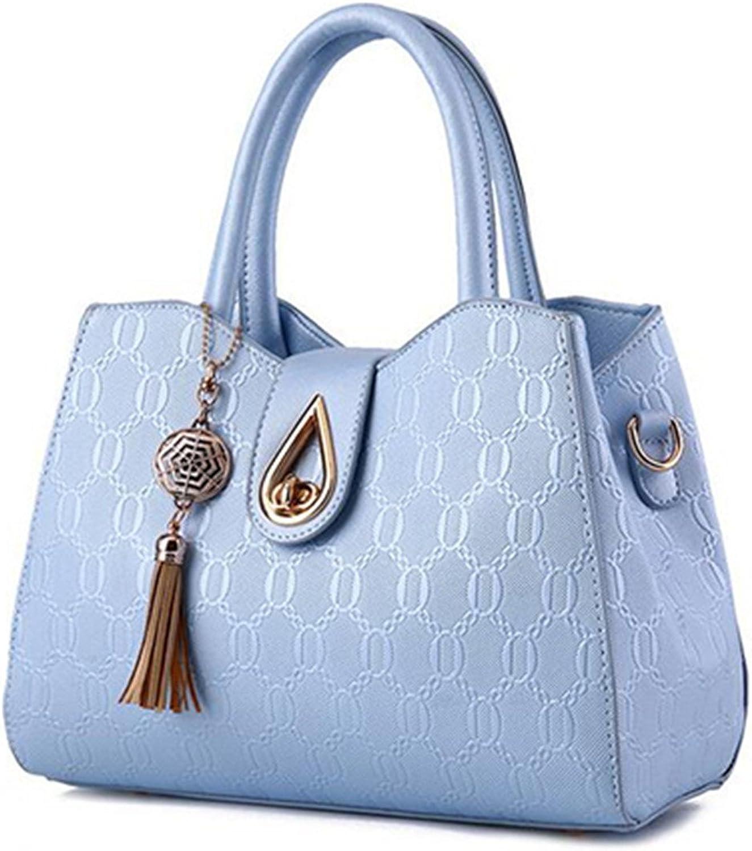 Shining4U Women handbags Famous Brand Women Bag tassal Top-Handle Bags 2016 Fashion Women Messenger Bags Handbag PU Leather shoulder bags Chic