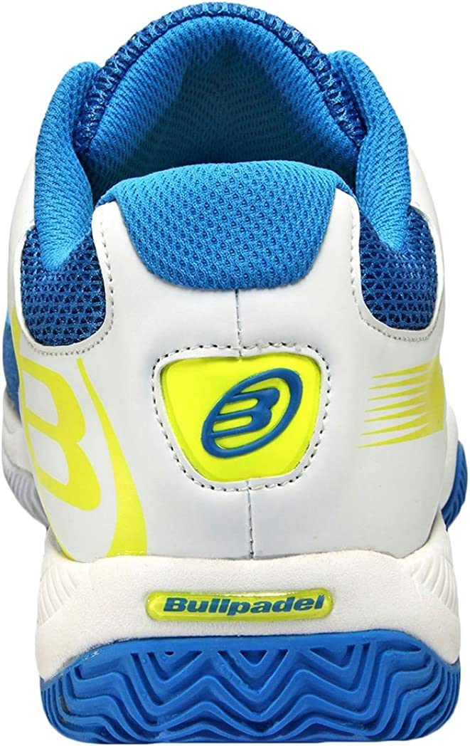 Zapatillas de pádel Bullpadel Bonso Blanco / Azul Real (46 ...