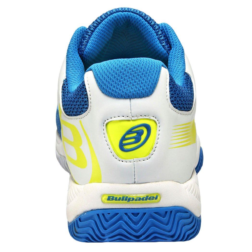 Zapatillas de pádel Bullpadel Bonso Blanco / Azul Real (46 ...
