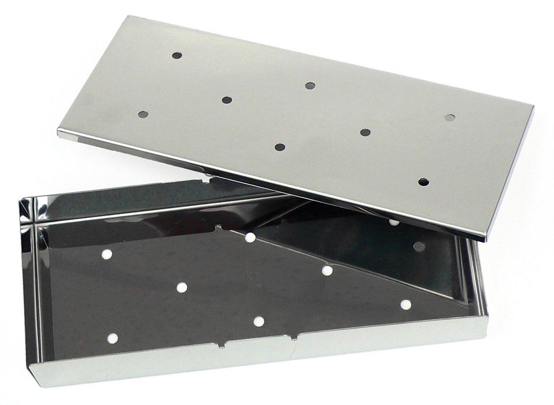 Mr Bar B Q 02109X Caja para ahumar accesorio de barbacoa/grill - Accesorios de barbacoa/grill: Amazon.es: Jardín