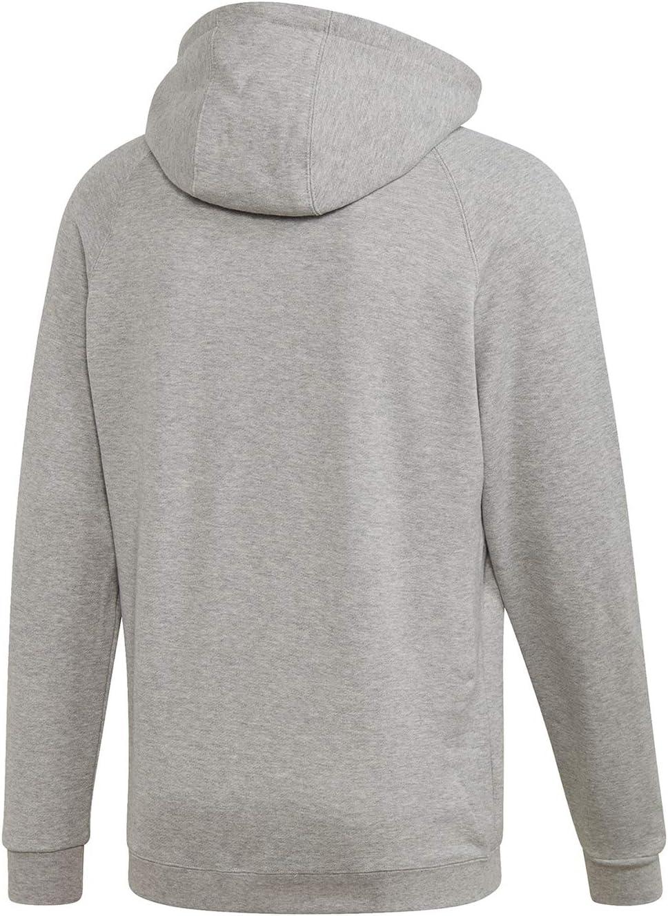 adidas Herren Adiclr PRM Hood Sweatshirt Medium Grey Heather